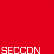 Serverschrank, Serverraum, IT Sicherheitszelle, Serverräume – Seccon Logo